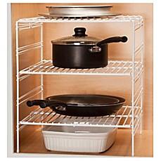 Image Of Grayline Adjustable Helper Shelf