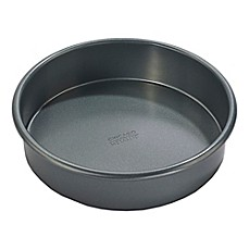 image of Chicago Metallic™ Professional Round Cake Pan with Armor-Glide Coating