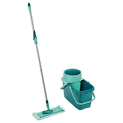 Leifheit Clean Twist Xl Rectangle Mop Amp Sweeper Set Bed