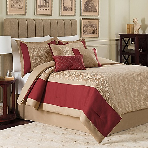 clearance avalon 7 piece full comforter set the avalon comforter set