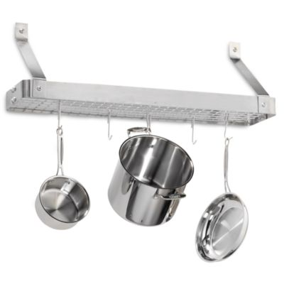 Pot Racks Hanging Pot Racks Pan Racks Bed Bath Beyond