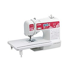 image of Brother CX155LA Laura Ashley® Limited Edition Sewing and Quilting Machine