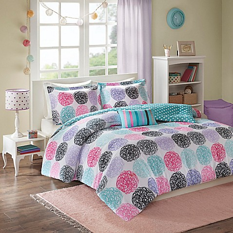 p teal teen and patterned end bedding comforter textured pretty on light high star sale sets moon gray quality