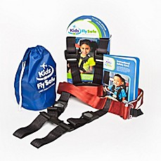 image of Cares® Kids Fly Safe Airplane Safety Harness