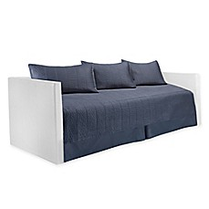image of real simple dune daybed bedding set