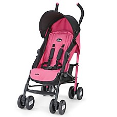 image of Chicco® Echo™ Stroller in Dragonfruit