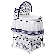 image of Delta Marina Smooth Glide Bassinet