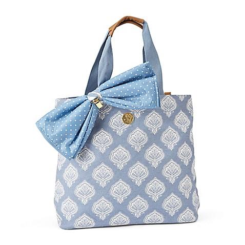 buy mud pie jaipur essential bundle diaper bag in bluebell from bed bath beyond. Black Bedroom Furniture Sets. Home Design Ideas