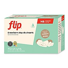 image of Flip™ 6-Count Newborn Stay-Dry Inserts