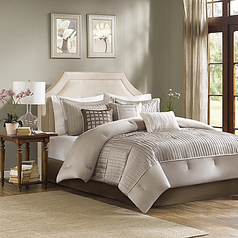 set sets piece comforter park bedding maya multi madison collection