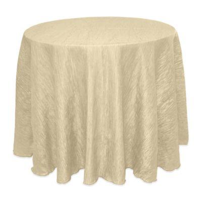 Delano Round Tablecloth