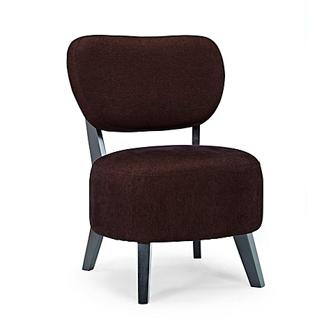 Buy Dwell Home Sphere Accent Chair in Brown from Bed Bath