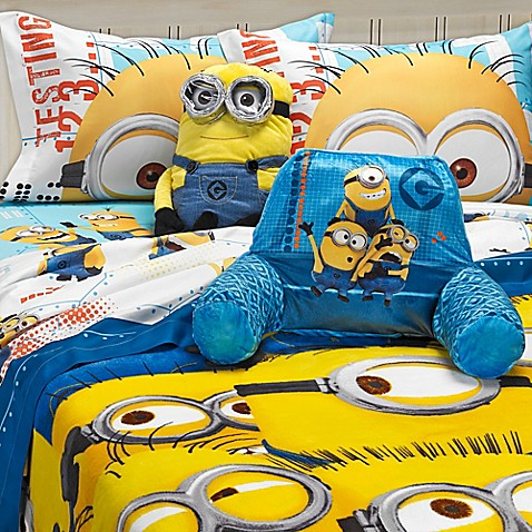 image of Minions Throw. Minions   Bed Bath   Beyond