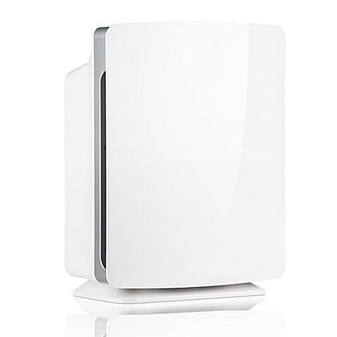 alen® breathesmart® fit50 hepa air purifier in white - bed bath
