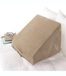 Almohada de cuña 4 en 1 Brookstone®, en café