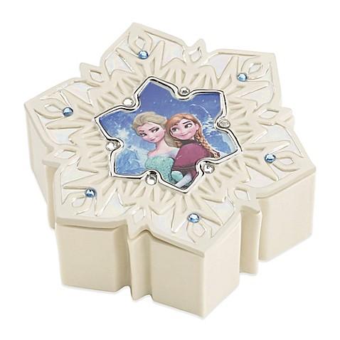 Lenox Disney Frozen Anna And Elsa Trinket Box