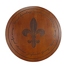 image of Vinotemp® Bistro Wooden Lazy Susan