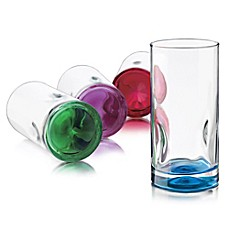 image of Libbey® Impressions Jewels Cooler Highball Glasses (Set of 4)