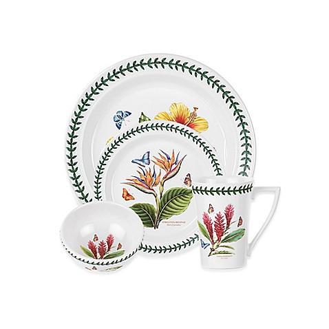 Portmeirionu0026reg; Exotic Botanic Garden Dinnerware Collection  sc 1 st  Bed Bath u0026 Beyond & Portmeirion® Exotic Botanic Garden Dinnerware Collection - Bed Bath ...