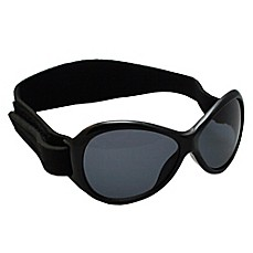 image of Baby Banz Retro Banz Sunglasses in Black