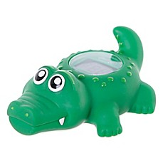 image of Dreambaby® Crocodile Bath & Room Digital Thermometer