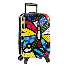 image of Heys® Britto Butterfly 21-Inch Upright Spinner Case