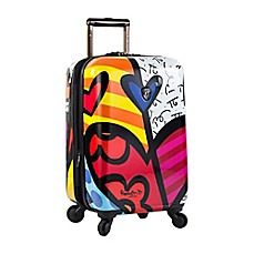 image of Heys® Britto™ New Day 21-Inch Upright Hardside Spinner