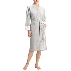 terry cloth bathrobe. Natori Nirvana Brushed Terry Wrap Bathrobe Cloth