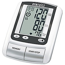 image of HoMedics® Automatic Blood Pressure Monitor with One-Touch Operation