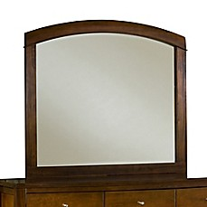 image of modus furniture brighton 40inch x 46inch mirror