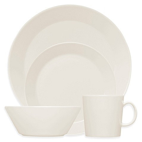 Iittala Teema Dinnerware Collection in White