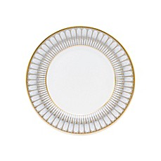 image of Philippe Deshoulieres Arcades Dessert Plate in Grey