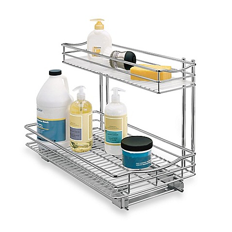 Lynk 11 Inch X 18 Inch Deep Roll Out Under Sink Drawer