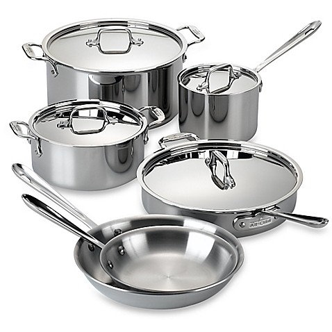 Costco All Clad 10 Pc Cookware Set 399 99 Barrhaven