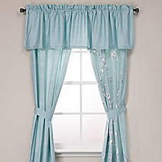 image of Under the Canopy® Metamorphosis Organic Cotton Window Valance