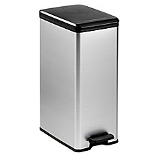 Trash Cans Garbage Recycling Bins Bed Bath Amp Beyond