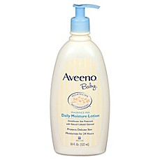 image of AVEENO® 18 oz. Baby Daily Moisture Lotion