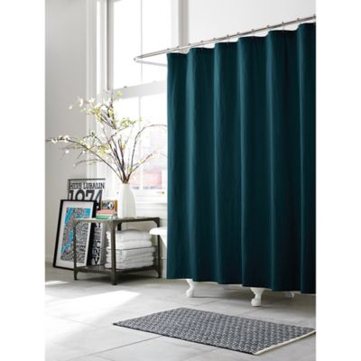 Kenneth Cole Reaction Home Mineral Shower Curtain Bed