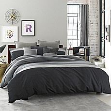image of Kenneth Cole Reaction Home Fusion Comforter in Indigo