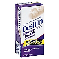 image of Desitin® 2oz. Diaper Rash Ointment