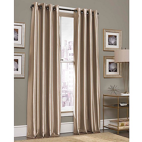 Bed Bath And Beyond Blue Curtains Grommet Cafe Curtains