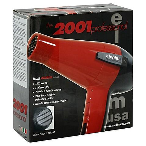 Elchim Classic 2001 Professional Hair Dryer