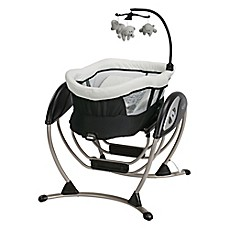 image of Graco® DreamGlider™ Gliding Seat & Sleeper in Sutton™
