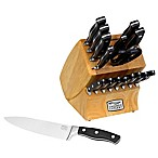 image of Chicago Cutlery Insignia II 18-Piece Knife Block Set