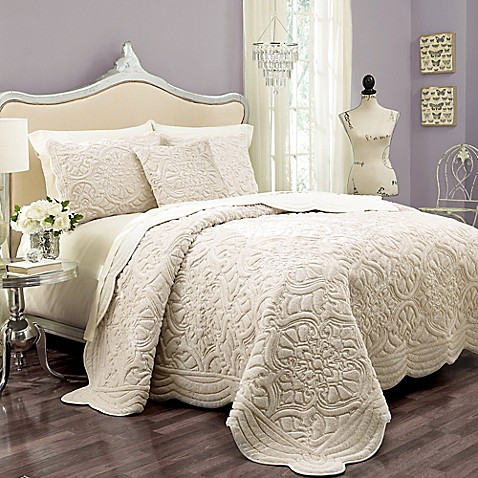 Vue 174 Signature Charlotte Coverlet Set Bed Bath Amp Beyond