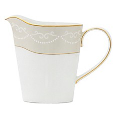 image of Monique Lhuillier Waterford® Cherish Creamer