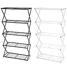 image of Exy Lift and Lock Storage Shelf Tower