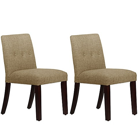 Buy Skyline Furniture Ariana Tapered Dining Chairs With