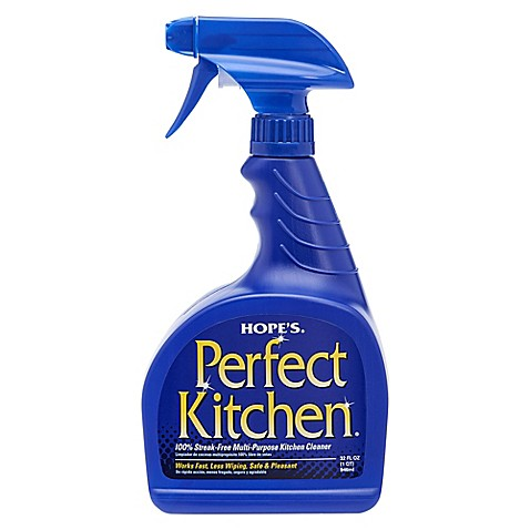 Hopeu0026#39;s Perfect Kitchen Cleaner