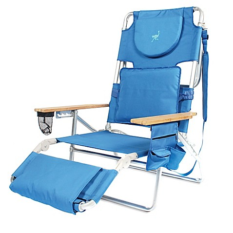 Ostrich 3-in-1 Deluxe Beach Chair  sc 1 st  Bed Bath u0026 Beyond & Ostrich 3-in-1 Deluxe Beach Chair - Bed Bath u0026 Beyond islam-shia.org